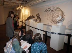 jon riosa, OCAD, thesis, critique, 2010, craft, toronto, canada, art, design, process, exhibition, grad show